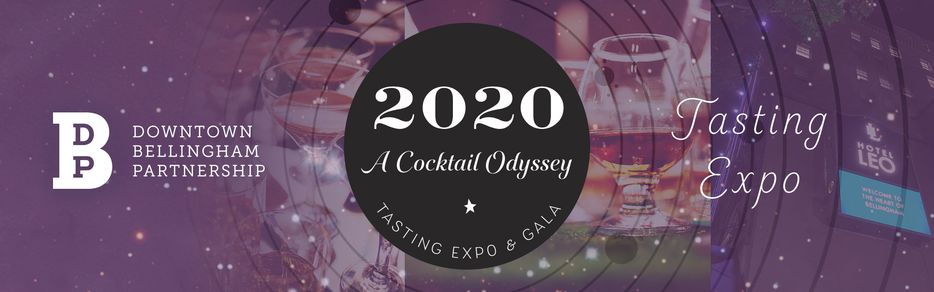 2020 A Cocktail Odyssey: Tasting Expo & Gala